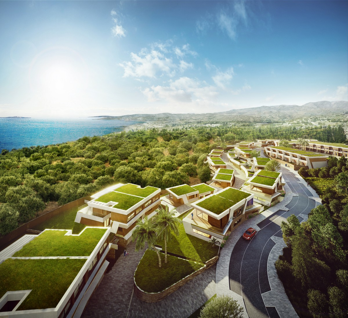 New development House in Mijas Costa