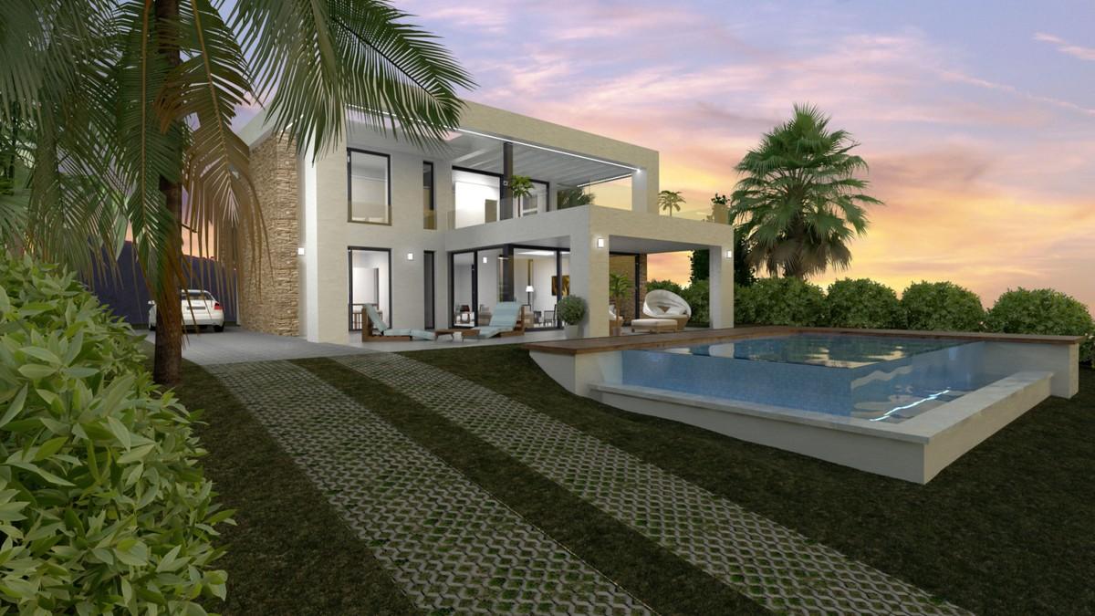 New development House in Mijas Costa