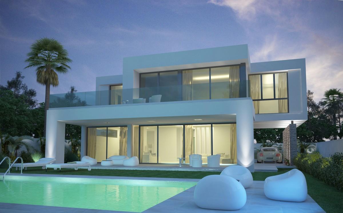 New development House in Nueva Andalucía