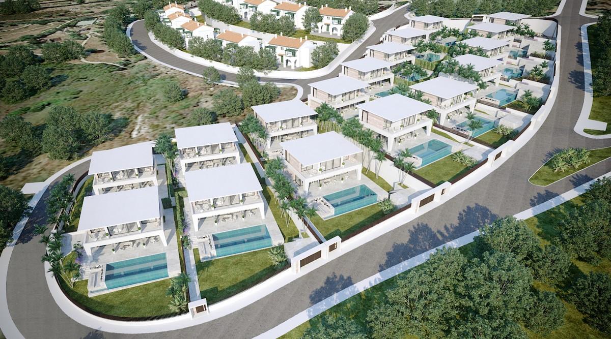 New development House in Manilva