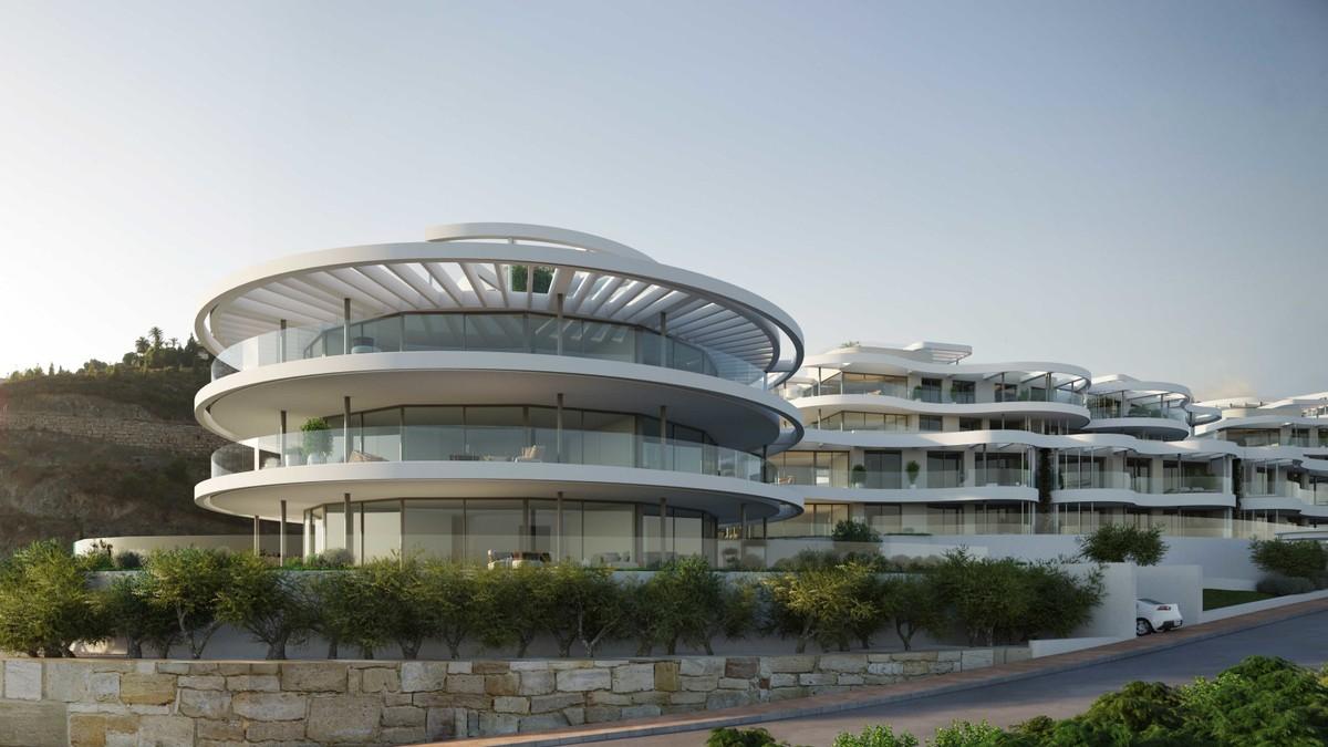 New development Apartment in Benahavís