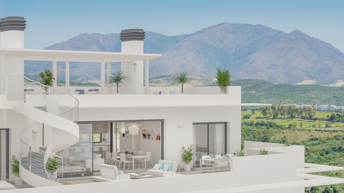 New development Apartment in Casares
