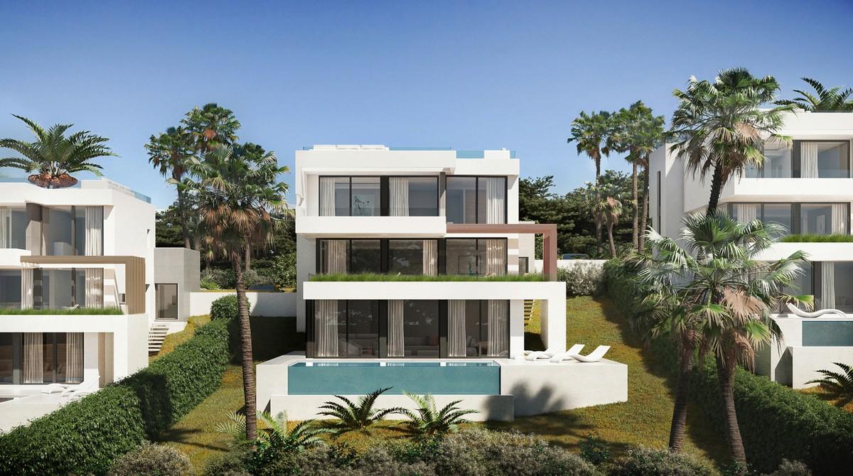 New development House in Mijas