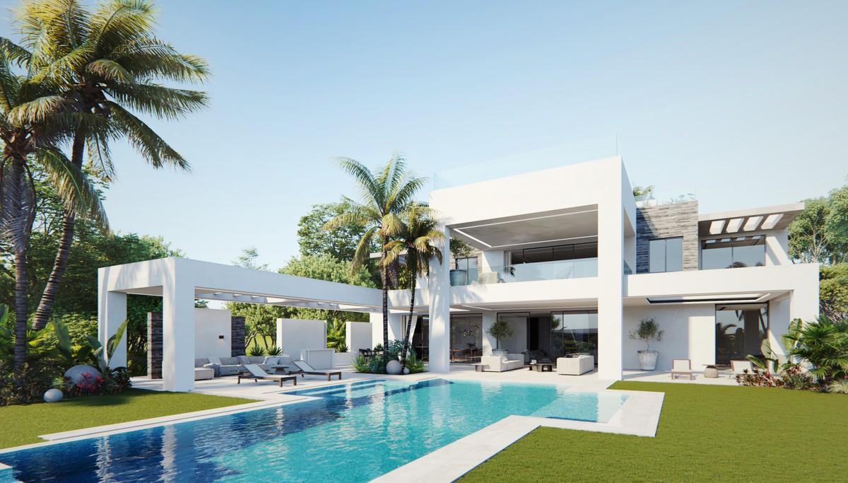 New development House in Los Flamingos