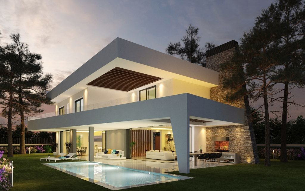 New development House in Elviria