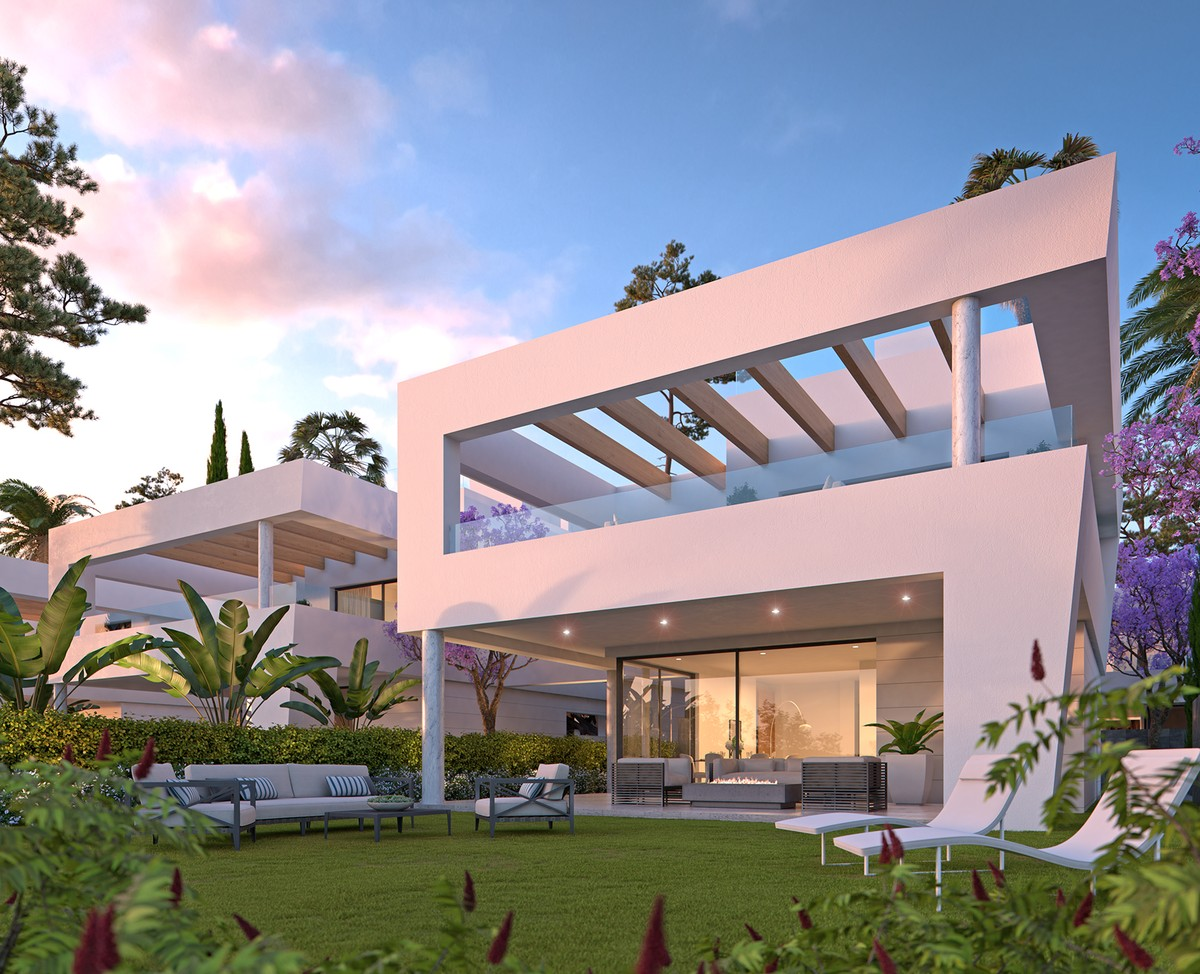 New development House in San Pedro de Alcántara