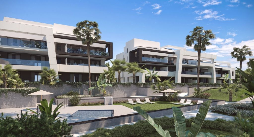 New development Apartment in Estepona