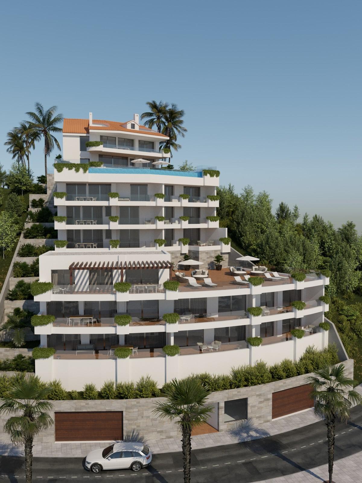 New development Apartment in Benalmadena