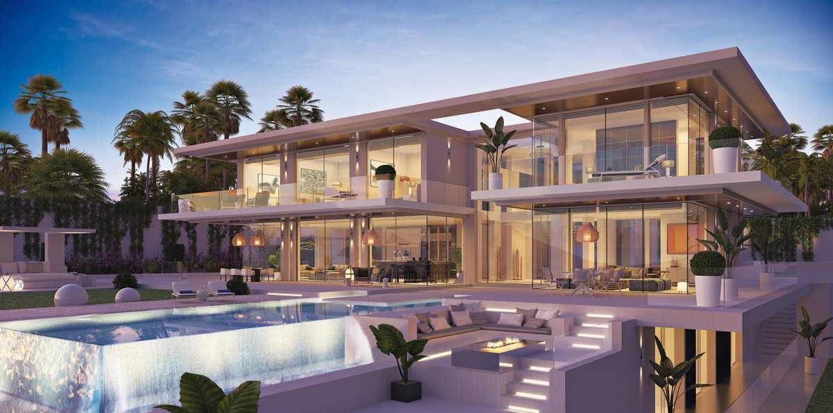 New development House in El Paraiso