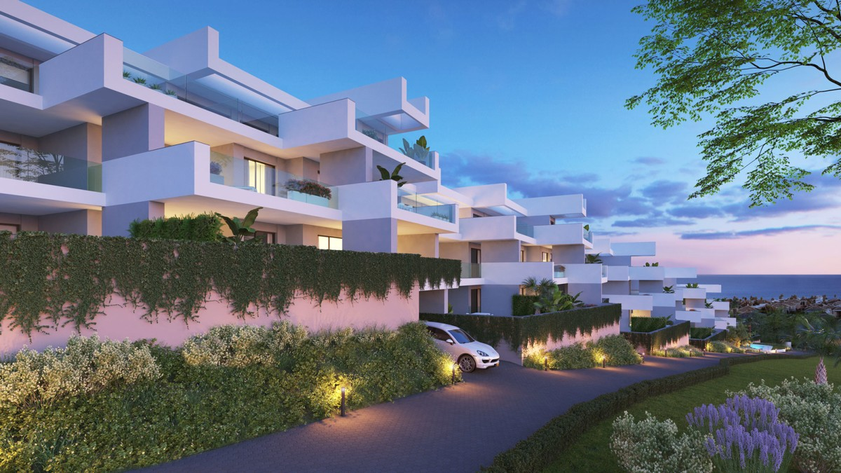 New development Apartment in Manilva