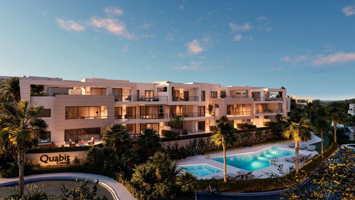 New development Apartment in Casares