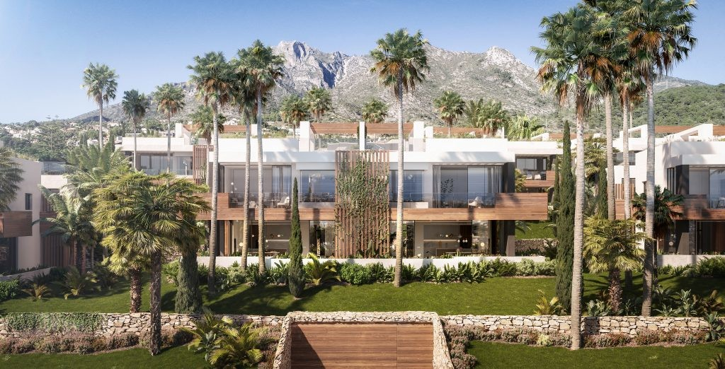 New development House in Marbella