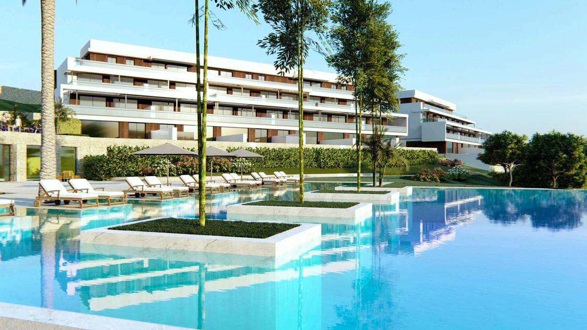 New development Apartment in Mijas