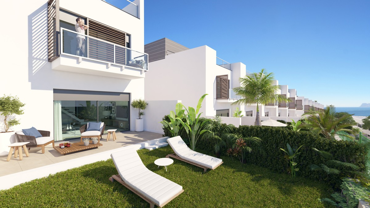 New development House in Manilva