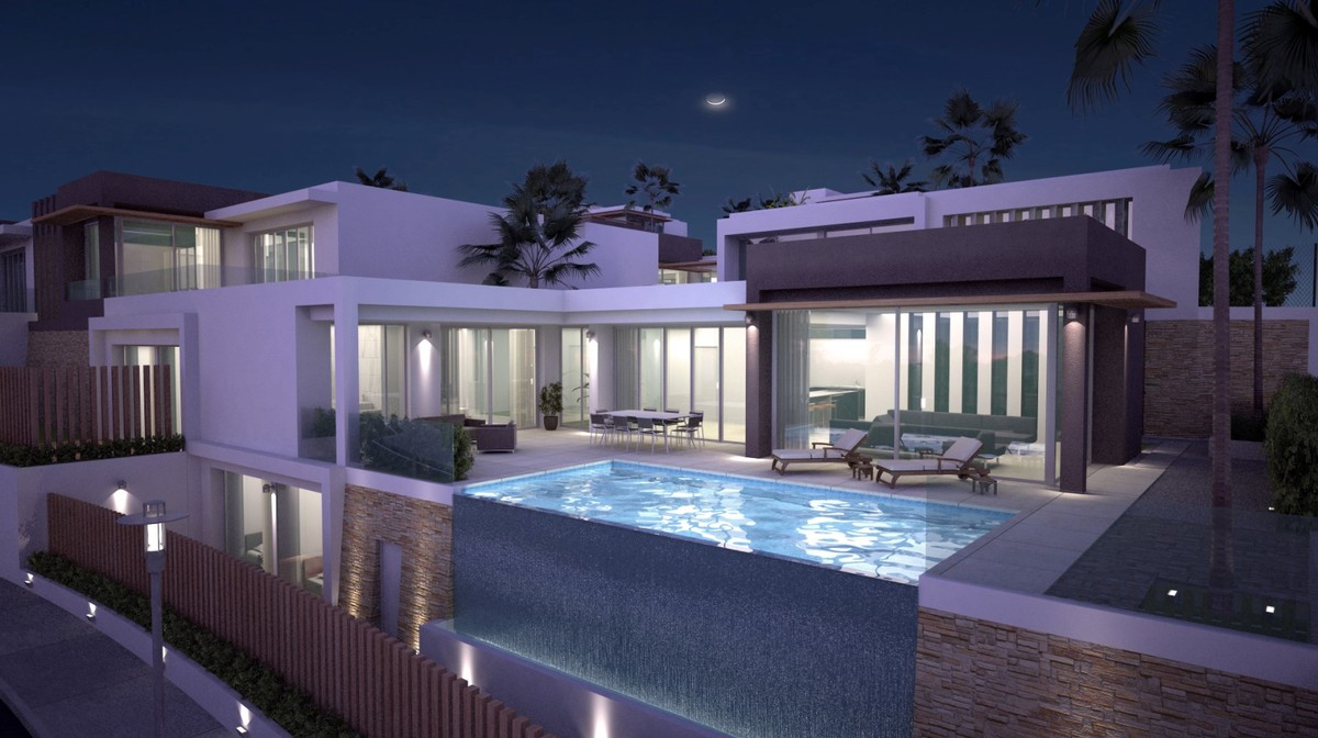 New development House in Mijas