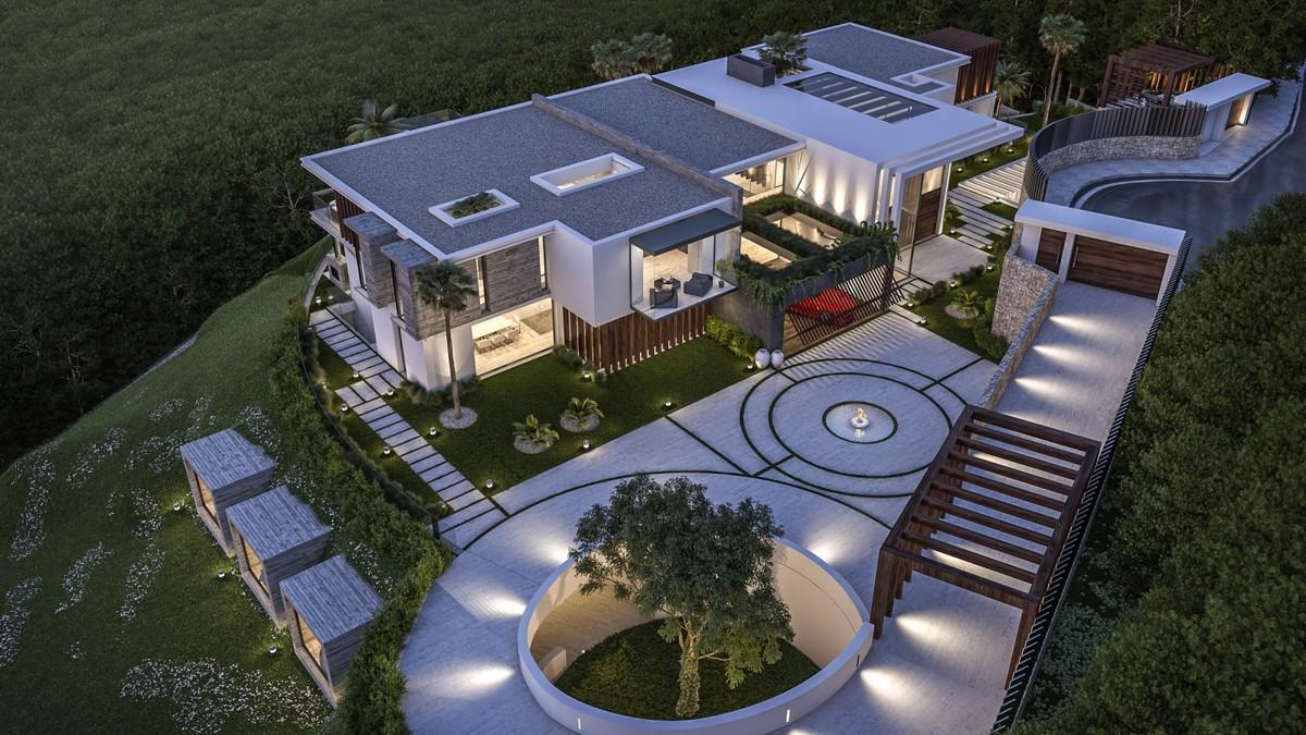 New development House in La Zagaleta