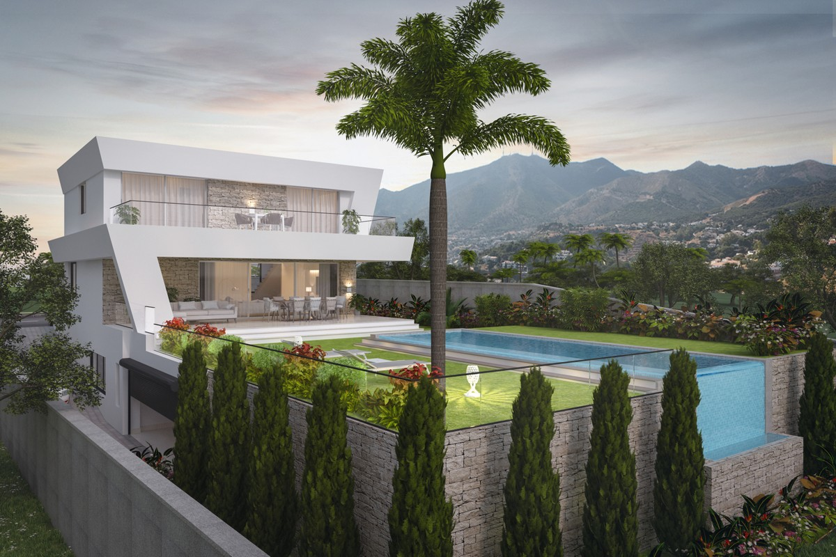 New development House in La Cala de Mijas