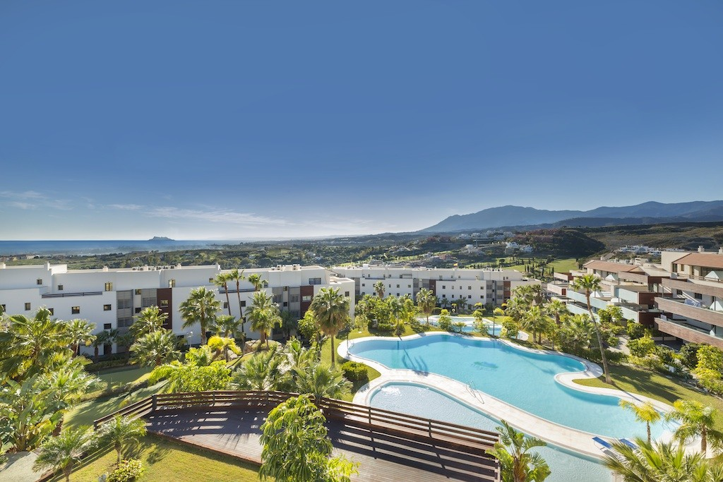 New development Apartment in Los Flamingos