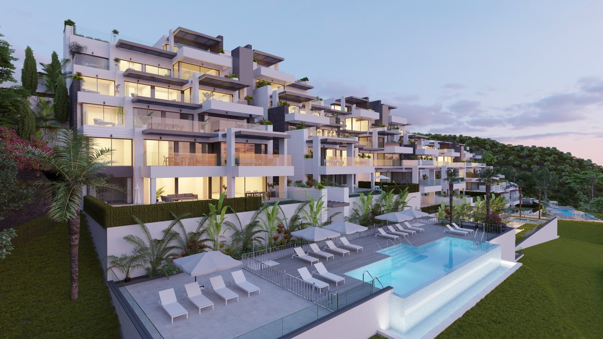 New development Apartment in Benahavís