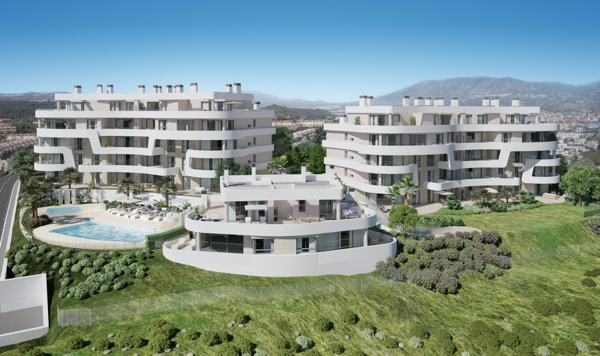 New development Apartment in Mijas Costa