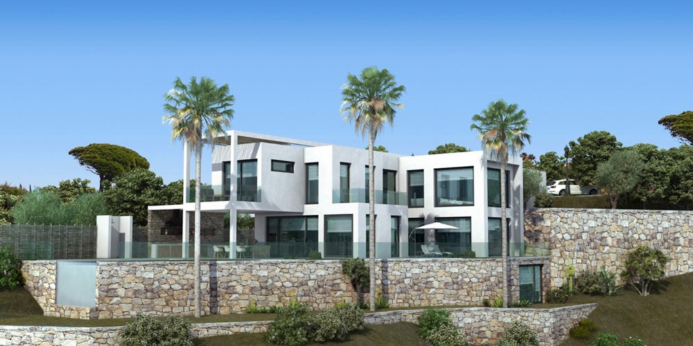 New development House in Valtocado