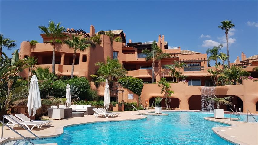 New development Apartment in Los Monteros