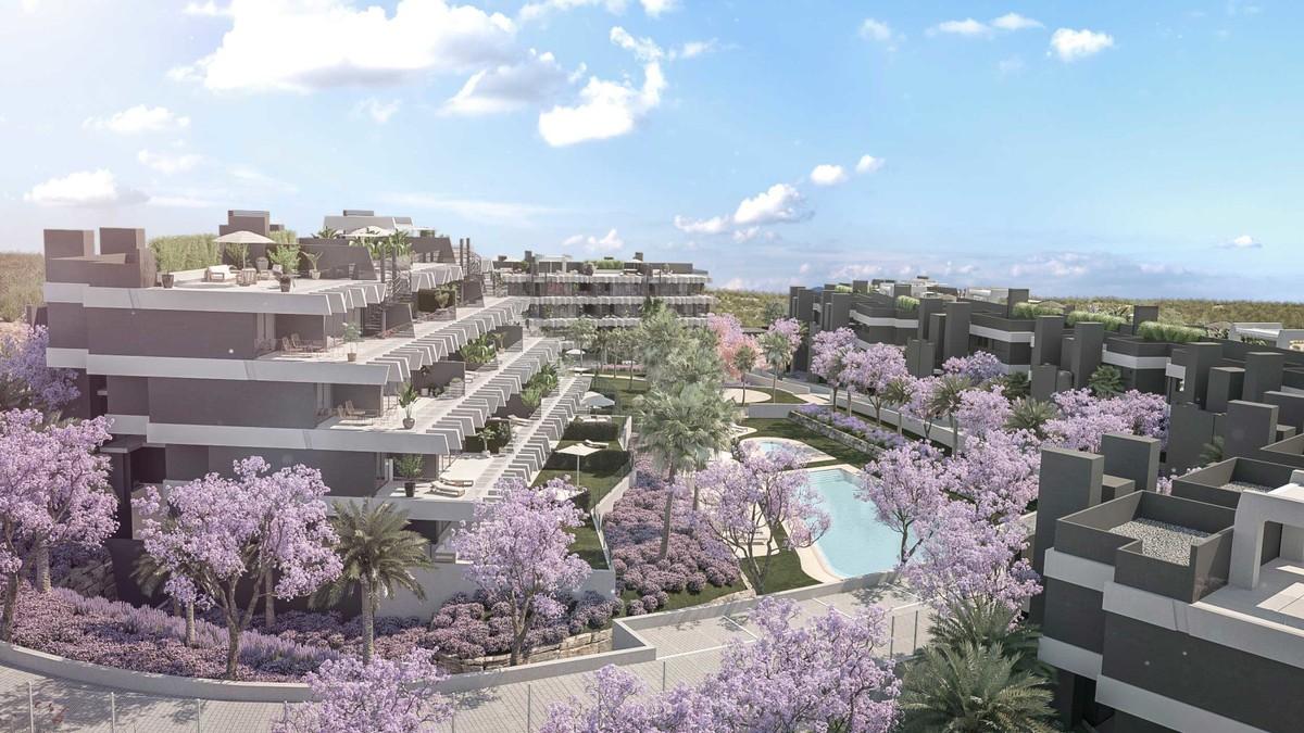 New development Apartment in Estepona