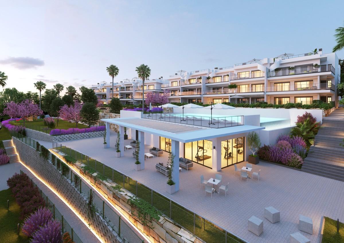 New development Apartment in Manilva