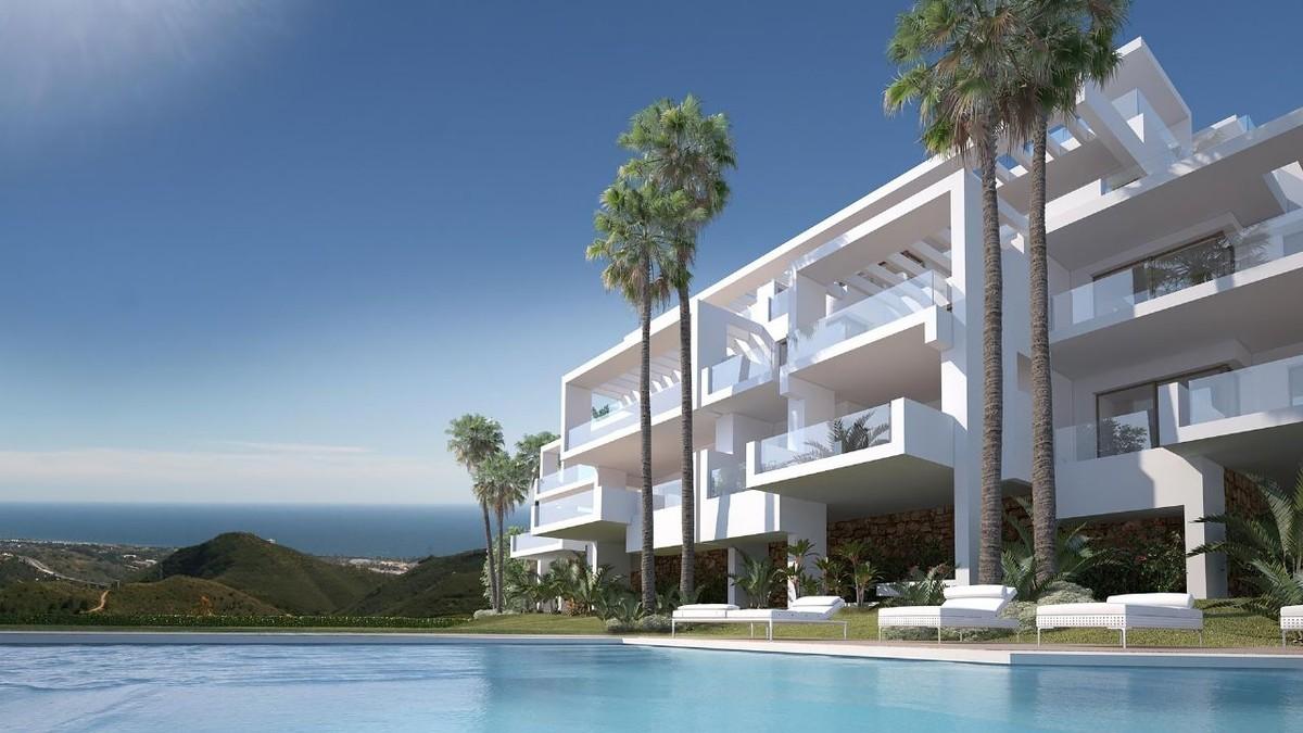 New development Apartment in Ojén