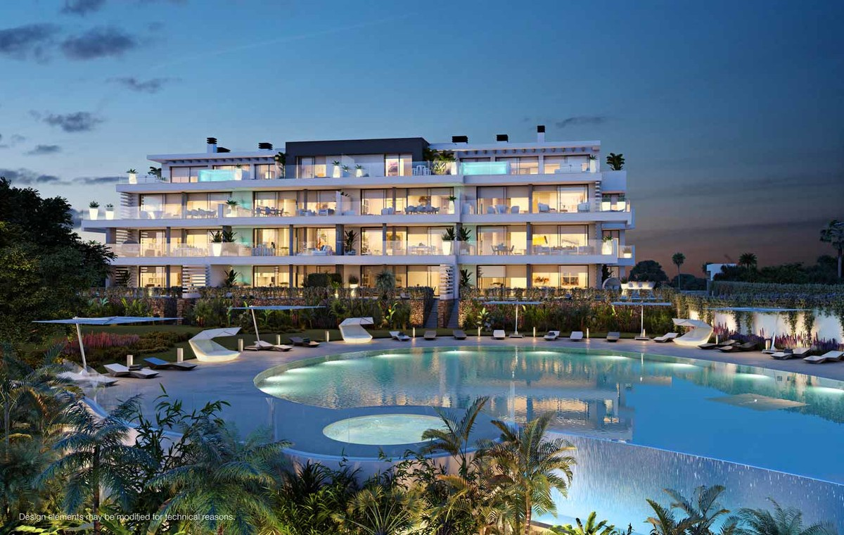 New development Apartment in Fuengirola