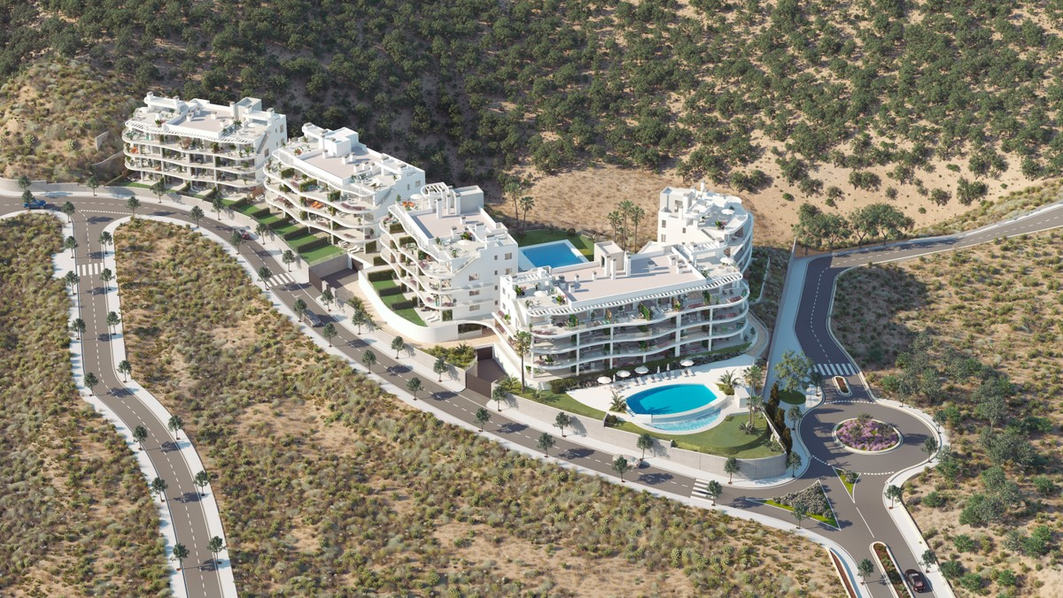 New development Apartment in Fuengirola