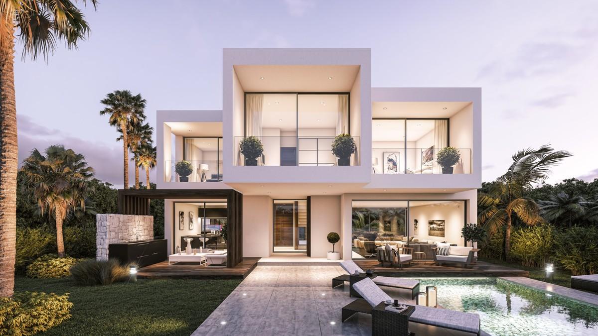 New development House in Estepona