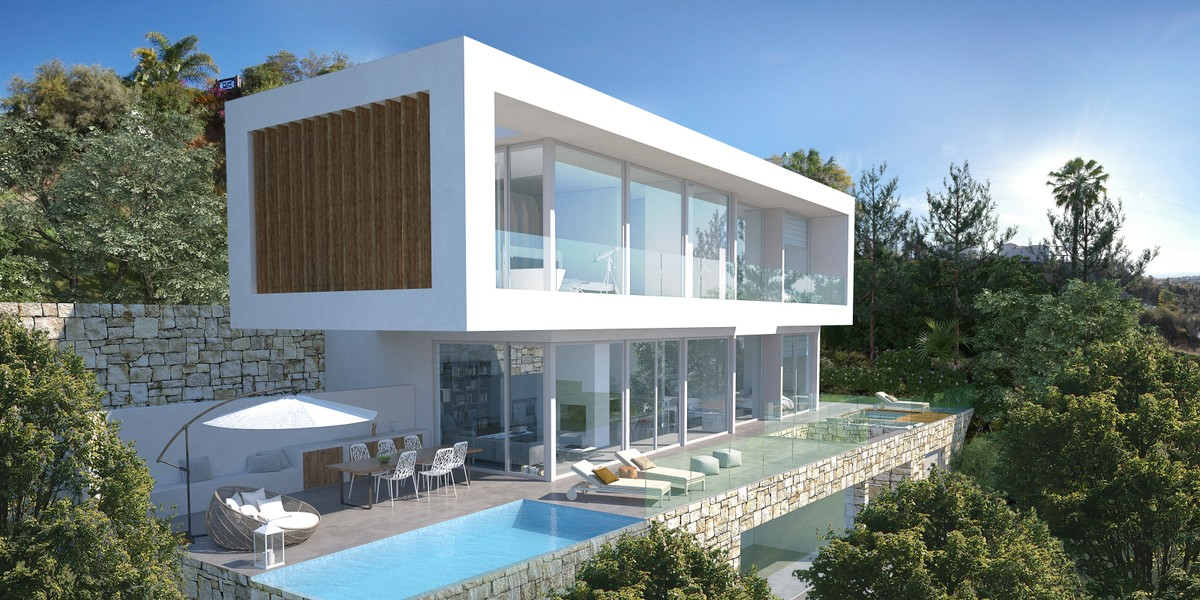 New development House in El Rosario
