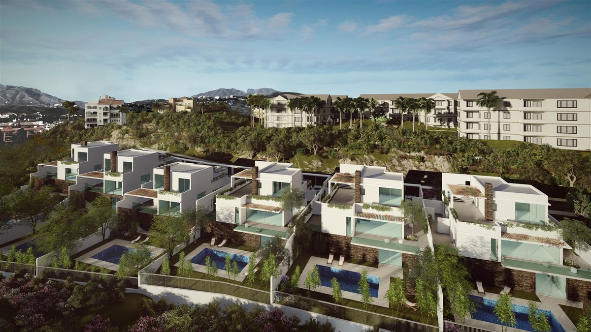 New development House in La Cala Hills