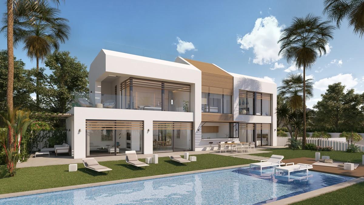 New development House in Benamara