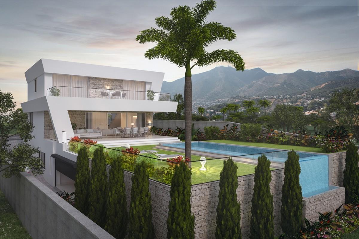 New development House in La Cala de Mijas