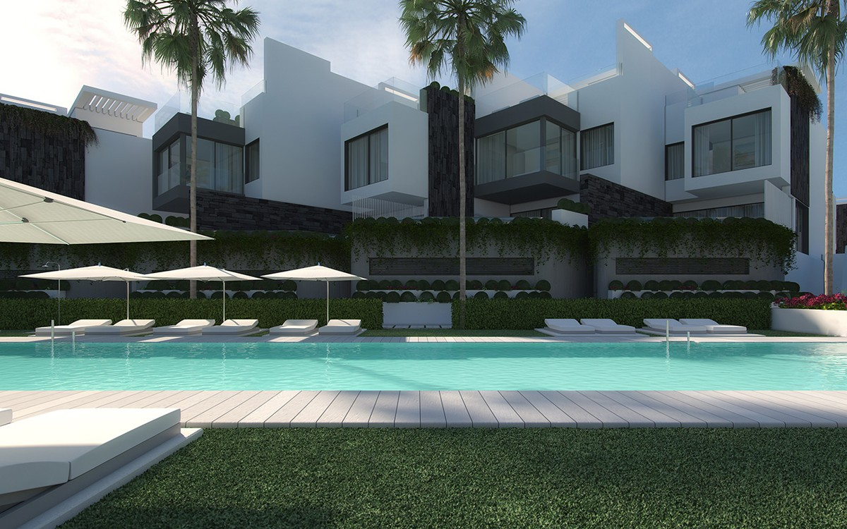 New development House in Estepona