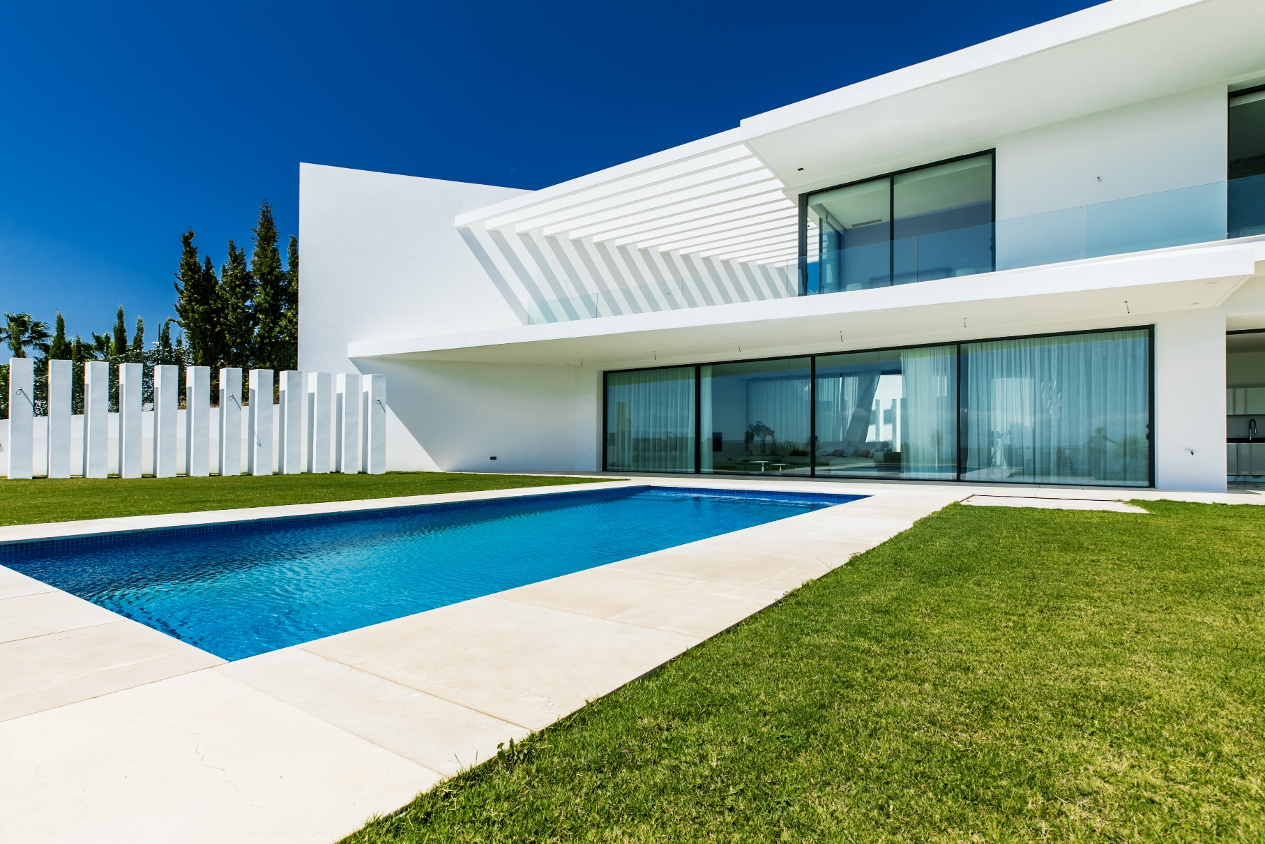 VILLA IN CAPANES – BENAHAVIS