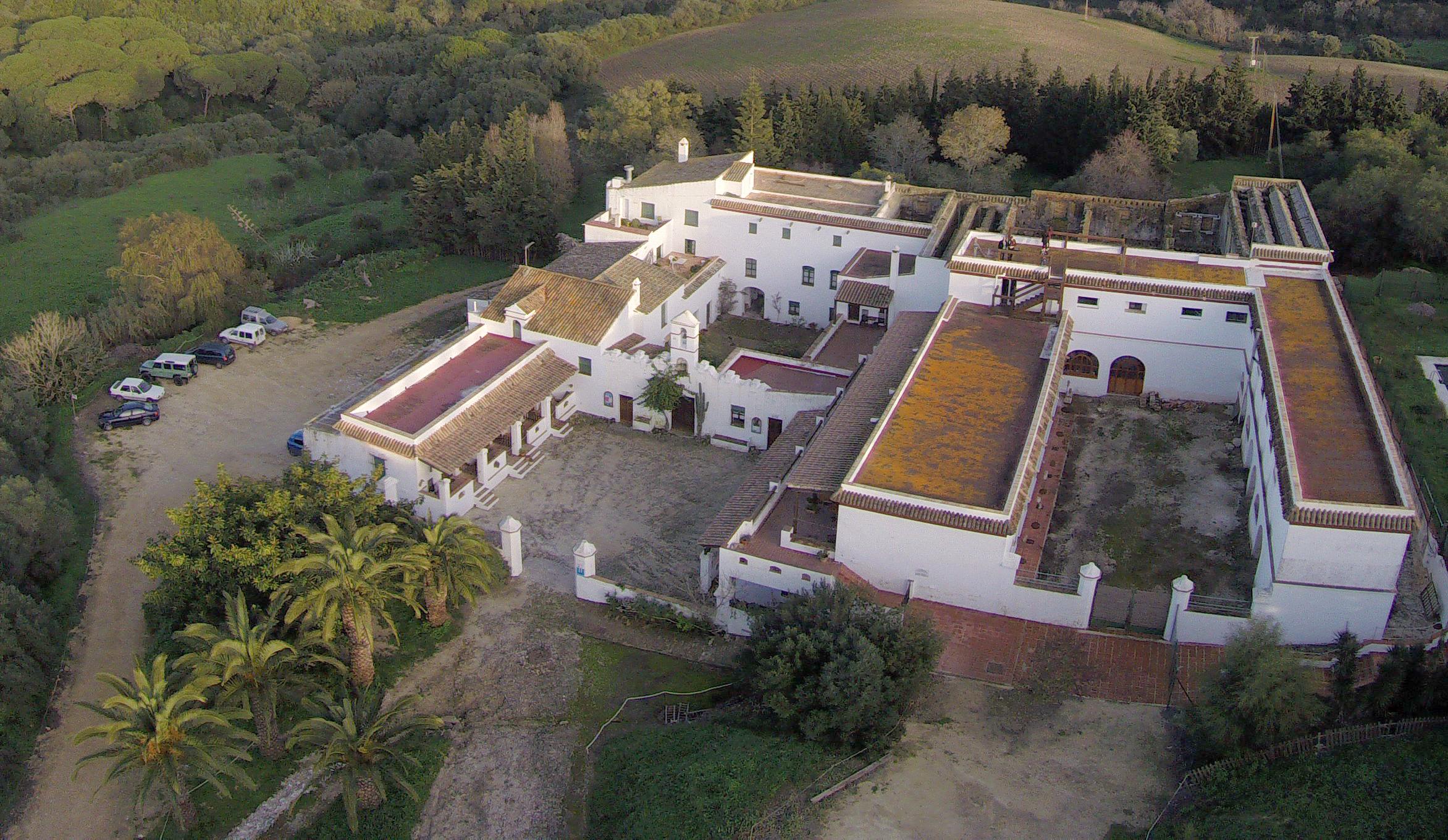 CHARMING RURAL HOTEL IN LA BREÑA-BARBATE