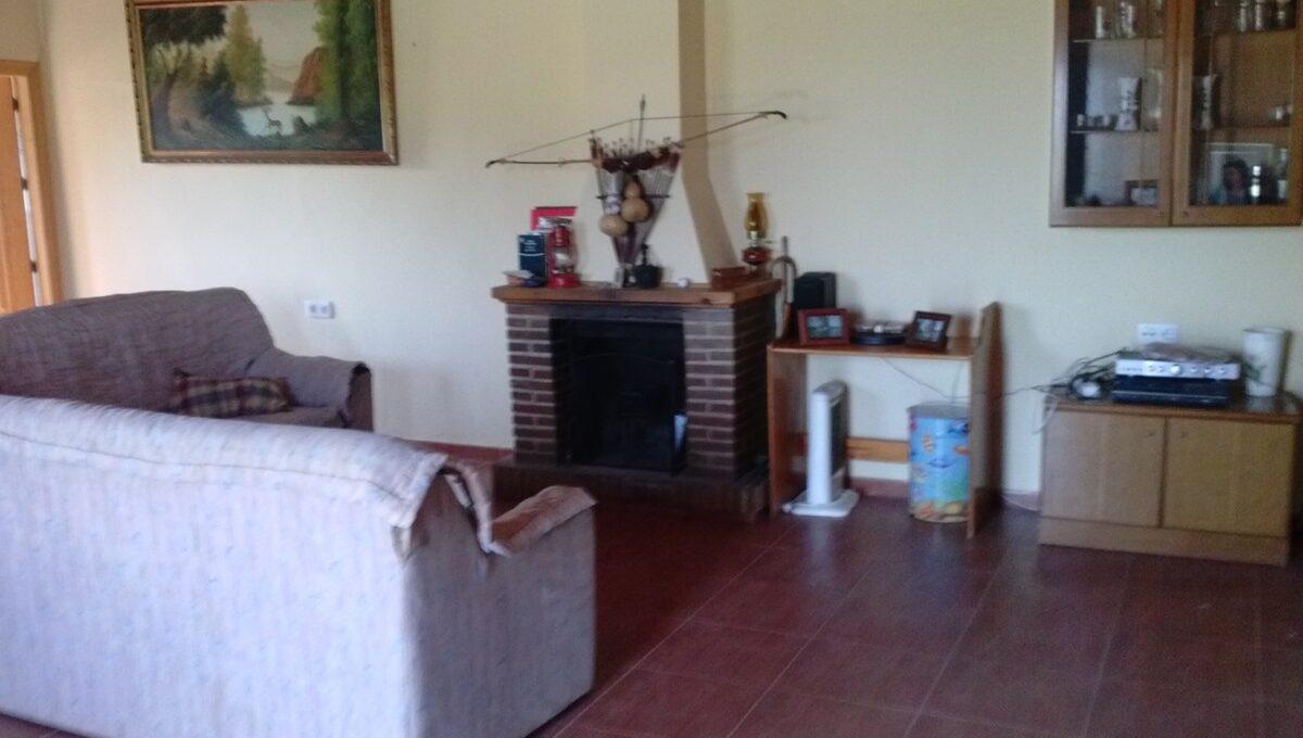 7.salon con chimenea