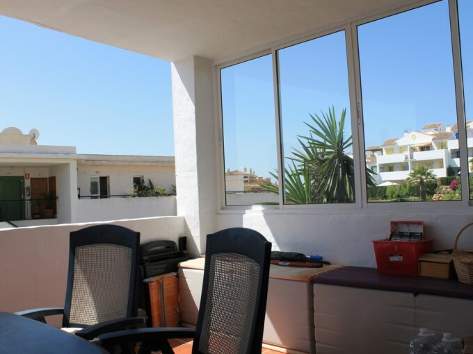 MIDDLE FLOOR APARTMENT IN MIJAS
