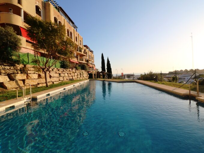 GROUND FLOOR APARTMENT IN RIVIERA DEL SOL – MIJAS